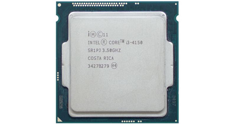 CPU Intel Core i3 4150 (3.5GHz, 2 nhân 4 luồng, 3MB Cache, LGA 1150)