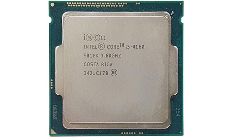 CPU Intel Core i3 4160 (3.6GHz, 2 nhân 4 luồng, 3MB Cache, LGA 1150)
