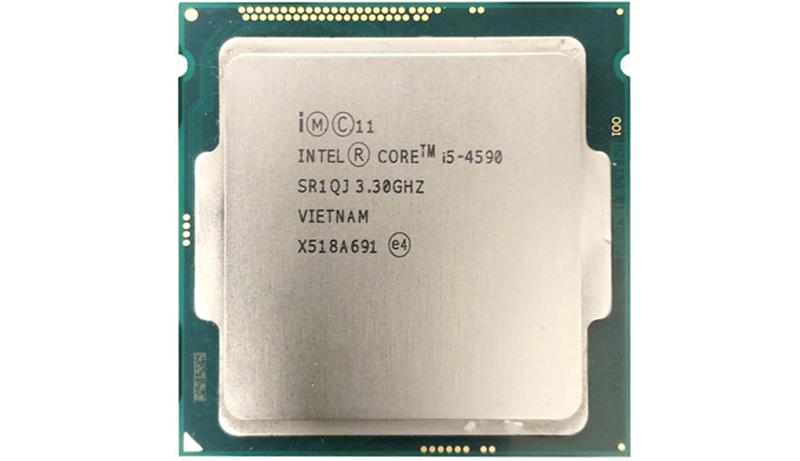 CPU Intel Core i5 4590 (3.3GHz Turbo Up To 3.7GHz, 4 nhân 4 luồng, 6MB Cache, LGA 1150)